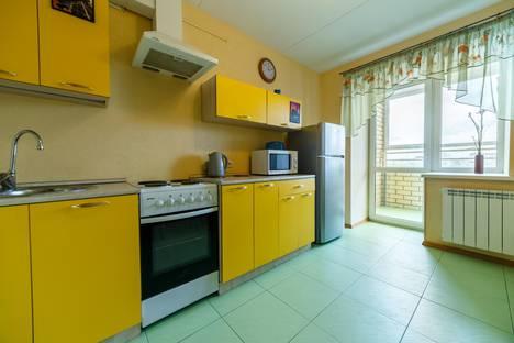 Сдается 1-комнатная квартира посуточно, ул. Чапаева, 72,А.