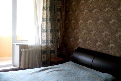 Сдается 3-комнатная квартира посуточно во Владимире, ул. Безыменского, 19.