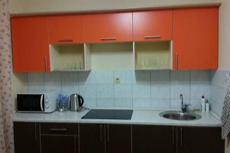 Сдается 1-комнатная квартира посуточнов Старом Осколе, мкр.северный д.6.