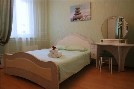Сдается 2-комнатная квартира посуточно, Тюменский тракт, 2.