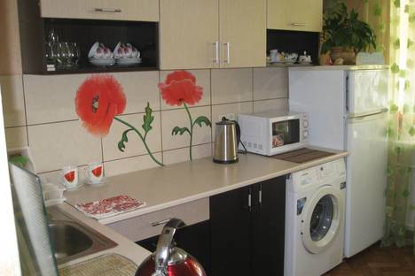 Сдается 1-комнатная квартира посуточно в Киеве, Туманяна Ованеса 8.