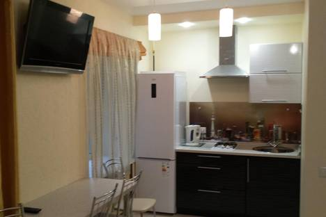 Сдается 1-комнатная квартира посуточно в Ярославле, ул. Чайковского  22.
