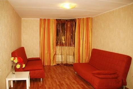 Сдается 1-комнатная квартира посуточнов Екатеринбурге, ул. Уральская, ,67.