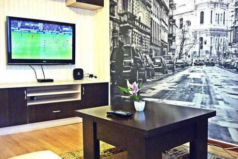 Сдается 1-комнатная квартира посуточно в Саратове, ул. Электронная, 7а.