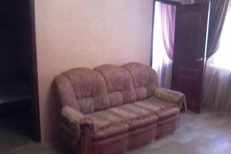Сдается 3-комнатная квартира посуточно, ул. Тверская, 30б.
