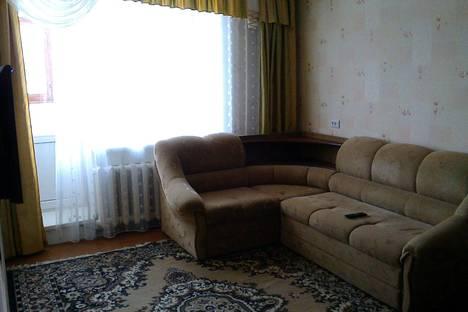 Сдается 1-комнатная квартира посуточно в Кургане, ул. Куйбышева, 80.