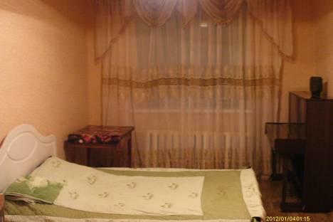 Сдается 1-комнатная квартира посуточно в Комсомольске-на-Амуре, Калинина,13.