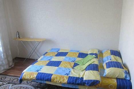 Сдается 1-комнатная квартира посуточнов Ачинске, 6-й микрорайон, 10.