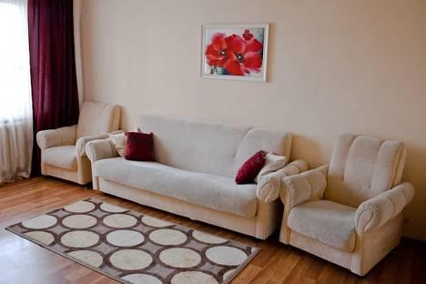 Сдается 2-комнатная квартира посуточнов Актобе, Жанкожа батыра 3.