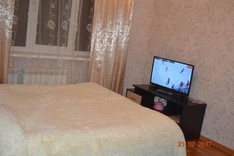 Сдается 1-комнатная квартира посуточнов Суздале, улица Советская 52.