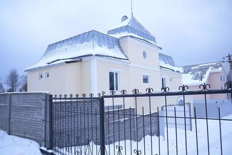 Сдается коттедж посуточнов Зеленогорске, Александровское шоссе, пос. Белоостров, д. 152/24.