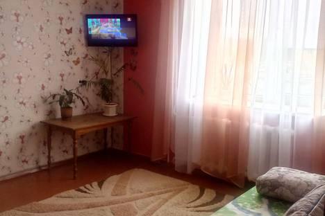 Сдается 1-комнатная квартира посуточно в Пинске, улица РОКОССОВСКОГО 34.