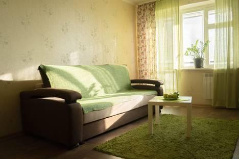 Сдается 1-комнатная квартира посуточнов Томске, ул. Ивана Черных, 34 (Суворова).