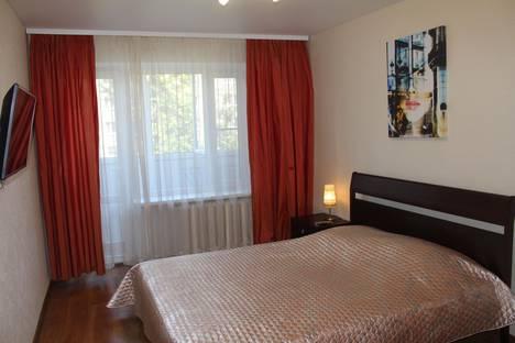 Сдается 2-комнатная квартира посуточно, Полоцкая д.20.
