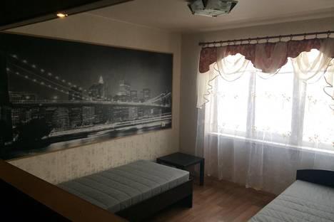 Сдается 2-комнатная квартира посуточно в Новополоцке, Коласа 24.