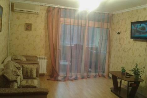 Сдается 1-комнатная квартира посуточнов Сочи, ул.Островского 1.