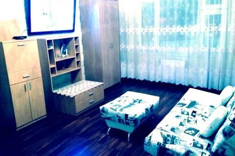 Сдается 1-комнатная квартира посуточнов Новом Уренгое, мкр.Оптимистов 4/2.