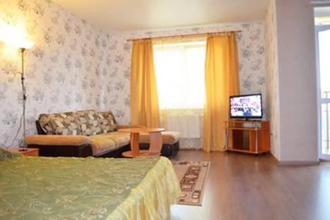 Сдается 1-комнатная квартира посуточнов Екатеринбурге, Авиационная , 16.