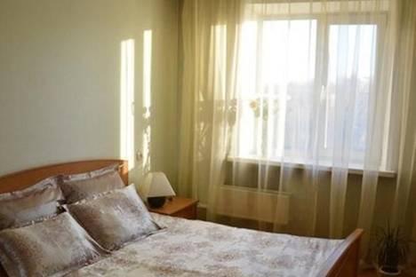 Сдается 2-комнатная квартира посуточнов Черногорске, Чертыгашева,152.