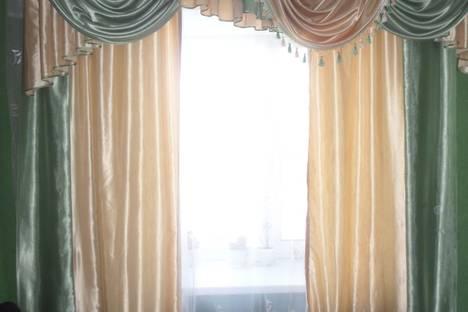 Сдается 2-комнатная квартира посуточно в Кургане, Пролетарская 44.