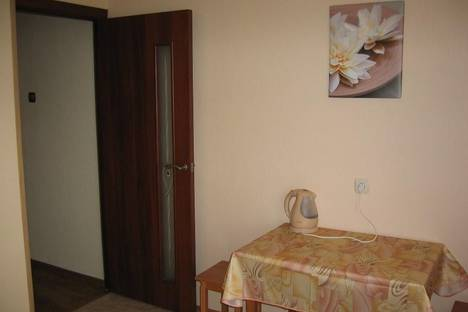 Сдается 1-комнатная квартира посуточнов Екатеринбурге, Серова, 45.