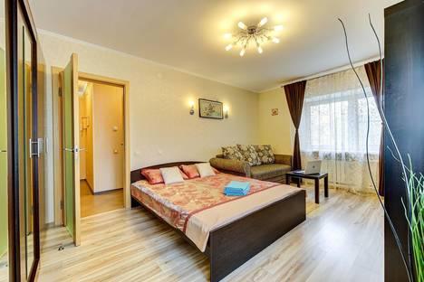Сдается 1-комнатная квартира посуточнов Выборге, проспект Ленина, 38.