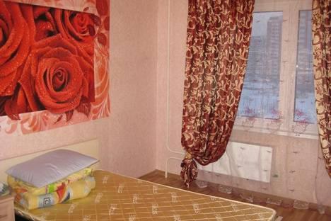 Сдается 2-комнатная квартира посуточно в Балашихе, улица Колдунова, 6.