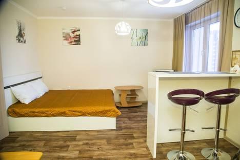 Сдается 1-комнатная квартира посуточно в Красноярске, Караульная, 42-2.