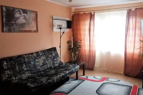 Сдается 2-комнатная квартира посуточно в Новополоцке, Молодежная 109.