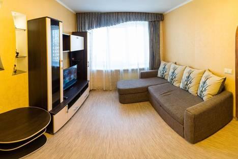 Сдается 1-комнатная квартира посуточнов Перми, ул. Луначарского, 95а.