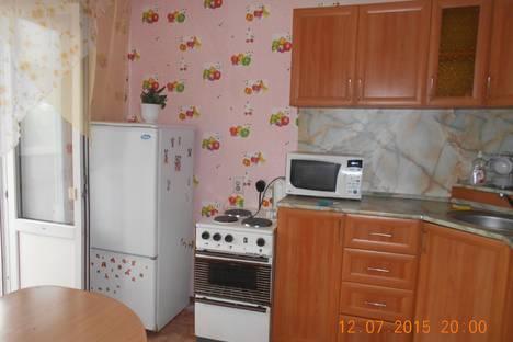 Сдается 1-комнатная квартира посуточнов Горно-Алтайске, Коммунистический проспект, 92\1.