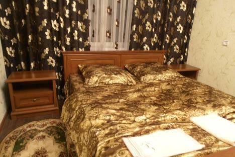 Сдается 1-комнатная квартира посуточно в Новом Уренгое, Ленинградский проспект, 8.