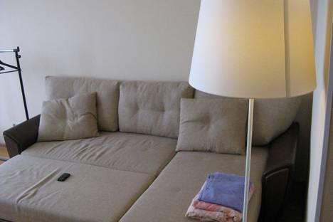 Сдается 1-комнатная квартира посуточно, улица Зеленая, 32к1.