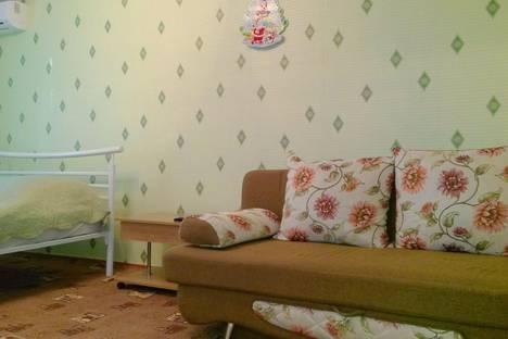 Сдается 1-комнатная квартира посуточно в Белокурихе, ул. Братьев Ждановых, 9.