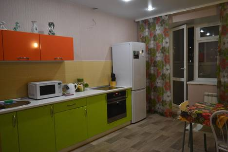 Сдается 1-комнатная квартира посуточно в Омске, ул. Туполева 4,корпус 1.