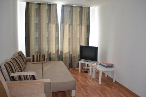 Сдается 1-комнатная квартира посуточнов Екатеринбурге, ул. Николая Островского, 5.