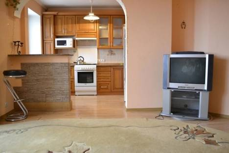 Сдается 1-комнатная квартира посуточнов Каменце-Подольском, проспект Грушевского 56.