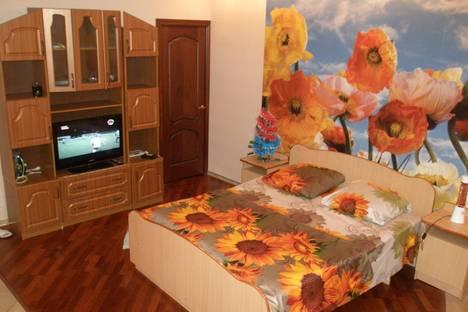 Сдается 1-комнатная квартира посуточнов Рузаевке, ул. Васенко,18.