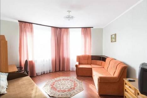 Сдается 1-комнатная квартира посуточнов Санкт-Петербурге, Брянцева, 13, корпус 1.