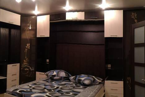 Сдается 1-комнатная квартира посуточно в Новосибирске, ул. Шевченко, 33.