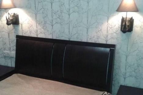 Сдается 2-комнатная квартира посуточно в Хабаровске, переулок Донской 9.