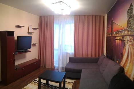 Сдается 1-комнатная квартира посуточно, ул. Селезнева, 28.