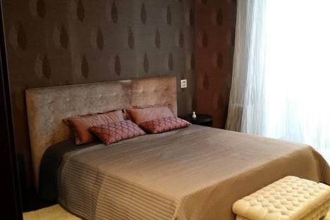 Сдается 1-комнатная квартира посуточно в Новосибирске, ул. Залесского, 2/1.