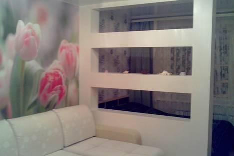 Сдается 1-комнатная квартира посуточнов Чебоксарах, Тракторостроителей проспект, 27.