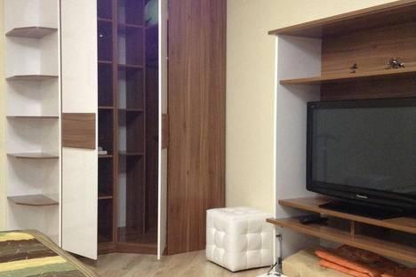Сдается 1-комнатная квартира посуточно в Алматы, Темирязева 21.