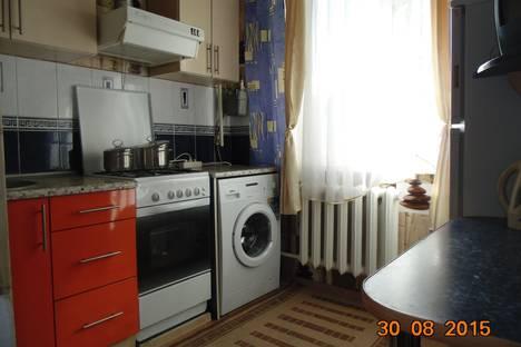 Сдается 2-комнатная квартира посуточнов Речице, Комсомольская, 32.