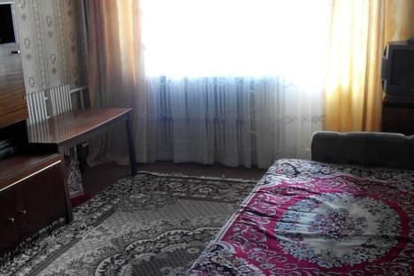 Сдается 2-комнатная квартира посуточно в Тамбове, Б Васильева 20.