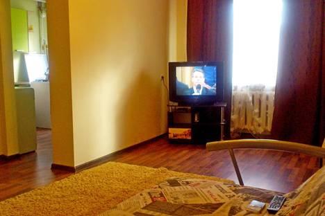 Сдается 1-комнатная квартира посуточнов Батайске, проспект Ленина, 113.