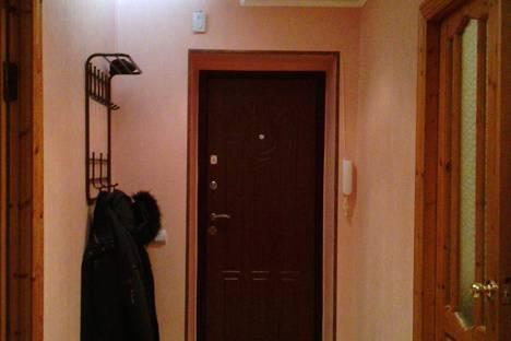 Сдается 3-комнатная квартира посуточно в Ноябрьске, ул. Советская, 80.