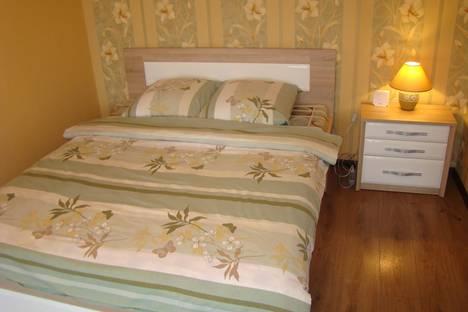 Сдается 1-комнатная квартира посуточно в Барановичах, ул.Комсомольская 9.